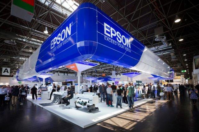 Epson представила новое полиграфическое оборудование