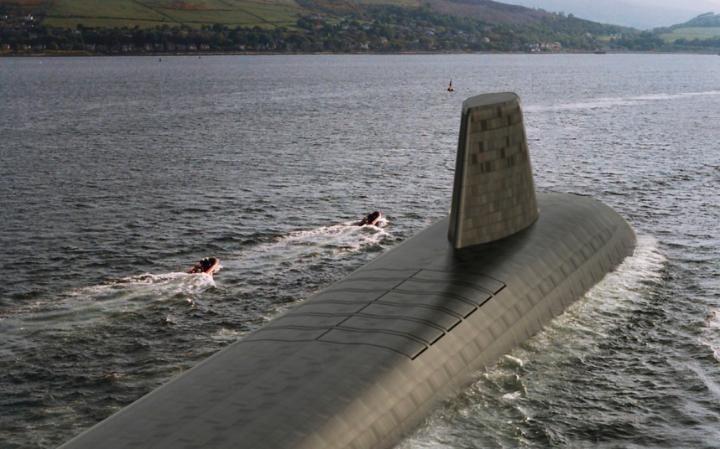 Королевский ВМФ Великобритании закупит сталь для подлодок Trident во Франции