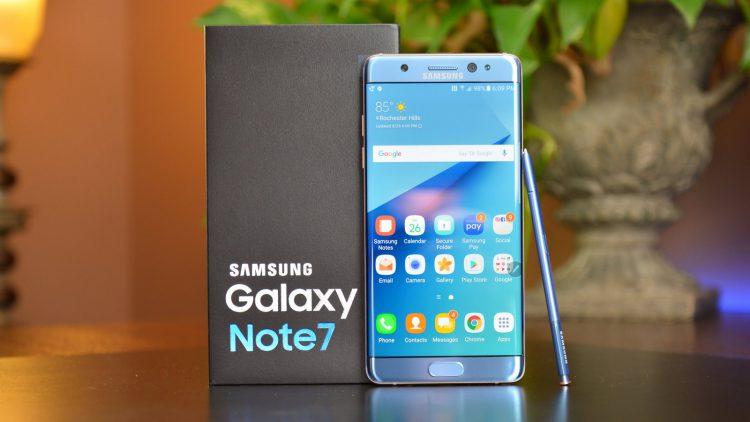 Samsung начала выплаты компенсаций за Galaxy Note7 в США и Южной Корее