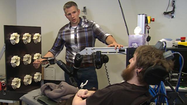 DARPA помогает человеку вновь ощущать