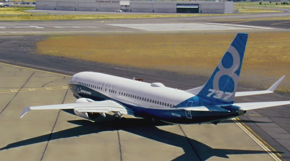 Новый Боинг 737 Мах проходит финальное тестирование