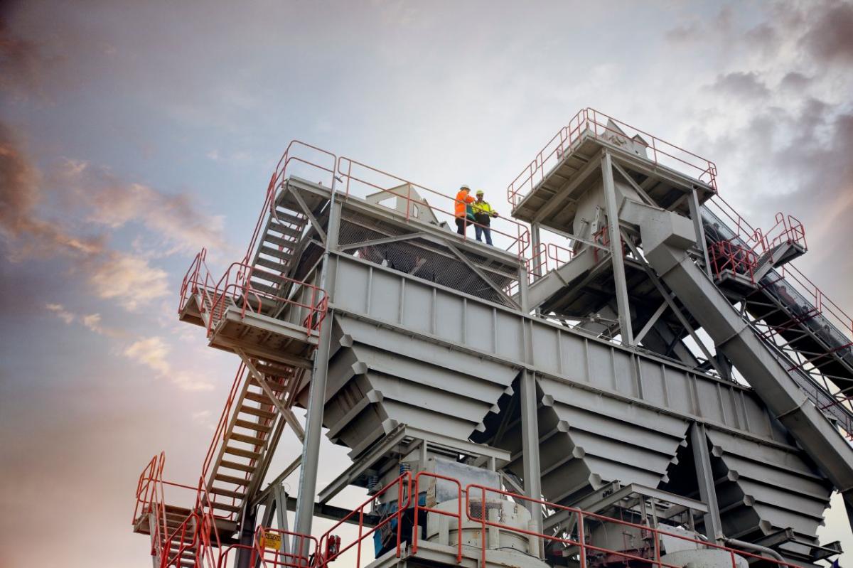 Metso поставляет ключевое оборудование для одной из крупнейших в мире медных шахт