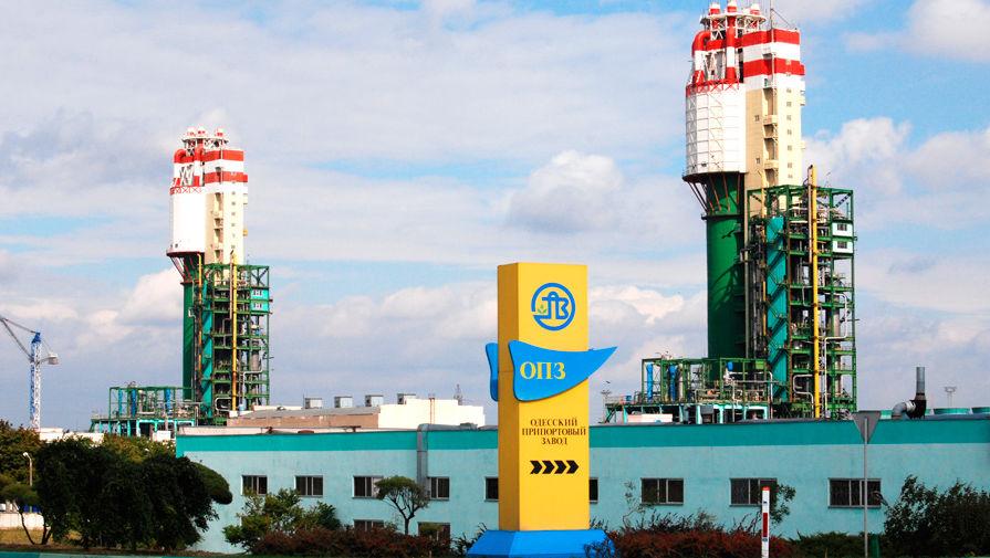 Стартовая цена Одесского припортового завода снижена в 2,5 раза