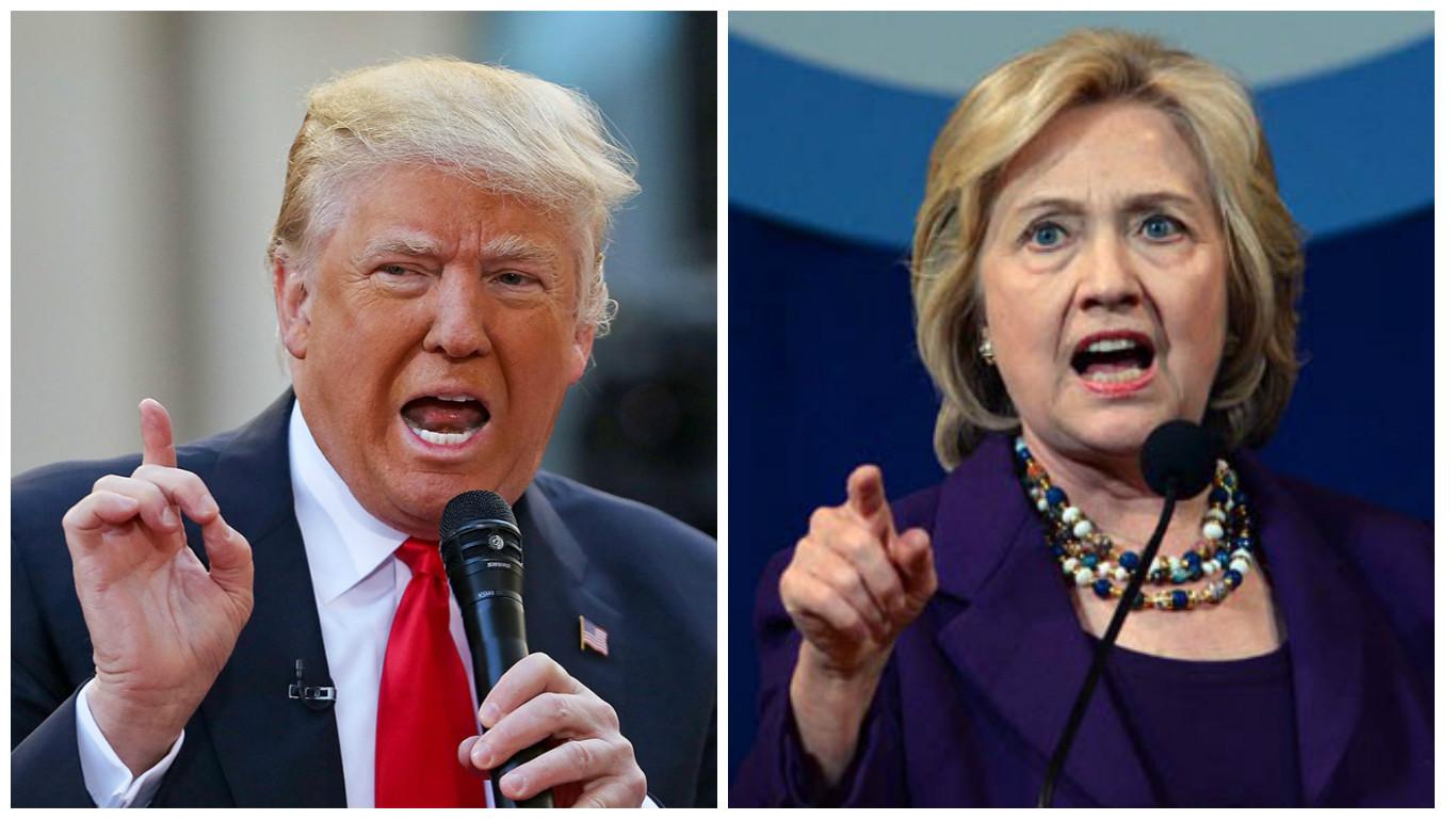 Социологи ответили на вопрос: почему Трамп и Клинтон продолжают говорить о китайской стали