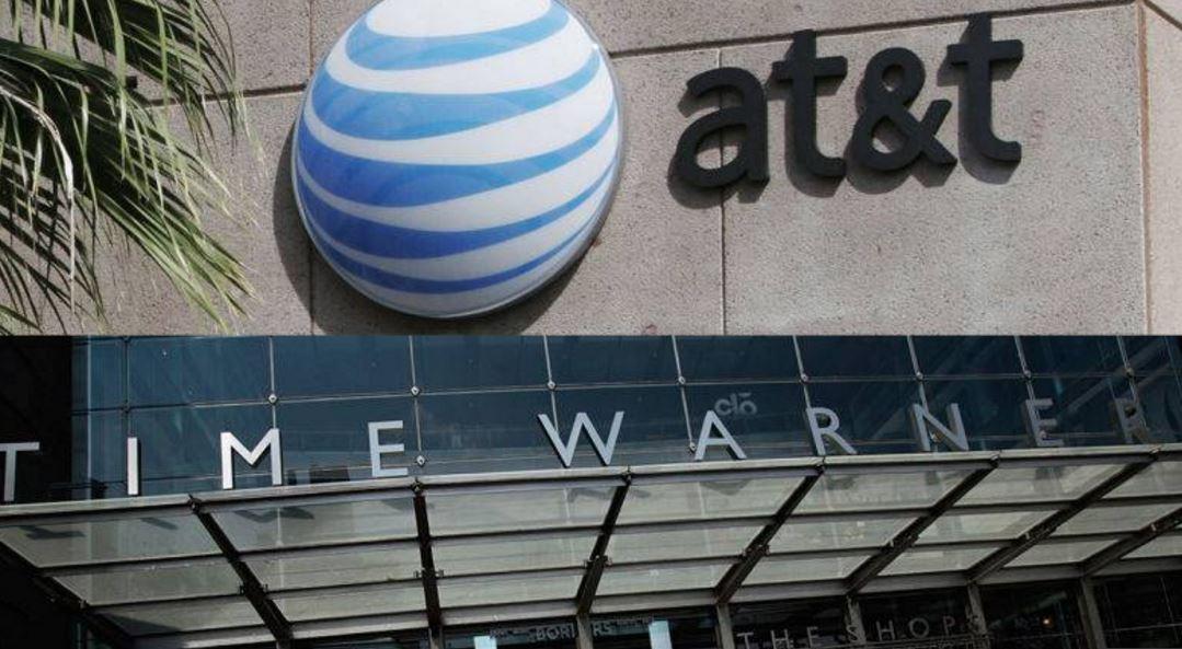 AT&T покупает Time Warner за 85,4 миллиарда долларов