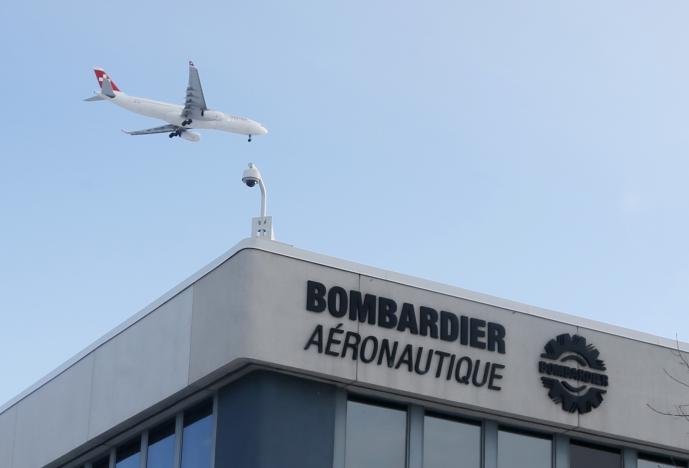 Bombardier сократит более 7 500 рабочих мест до 2018 года