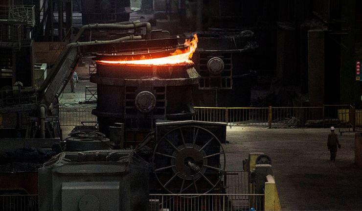 CISA: Металлургические гиганты Китая должны диверсифицировать свою деятельность
