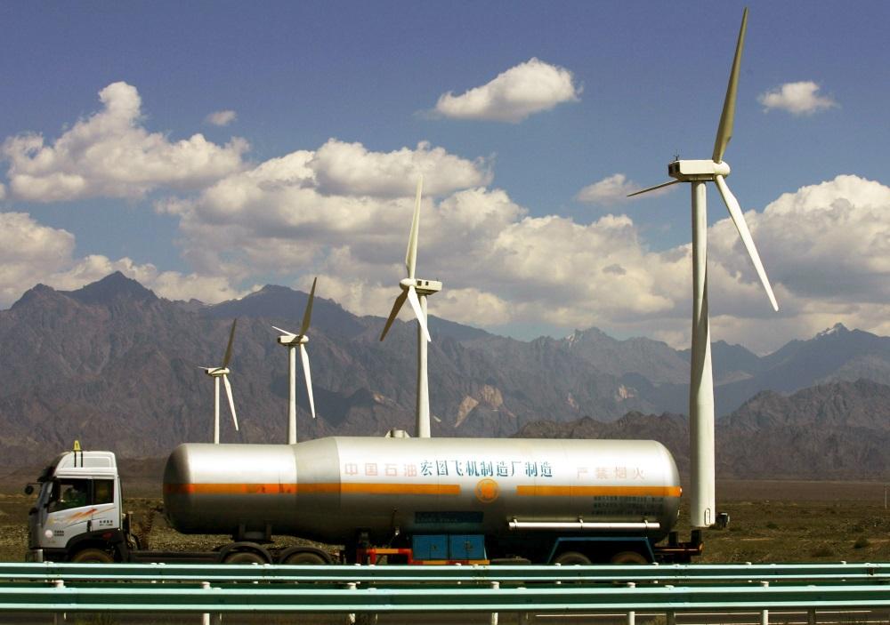 Китайские энергетики ищут новые рынки сбыта