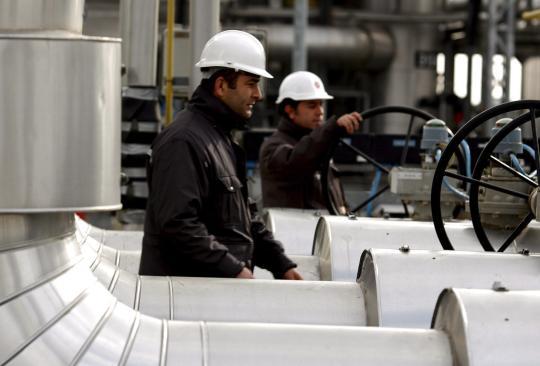 Еврокомиссия разрешила Газпрому использовать 80 процентов мощности газопровода OPAL