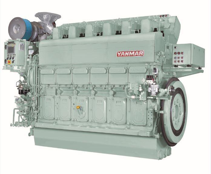 Японская компания Yanmar анонсировала скорое появление на рынке нового судового двигателя