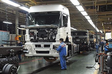 Посол Великобритании посмотрел на производство КАМАЗов