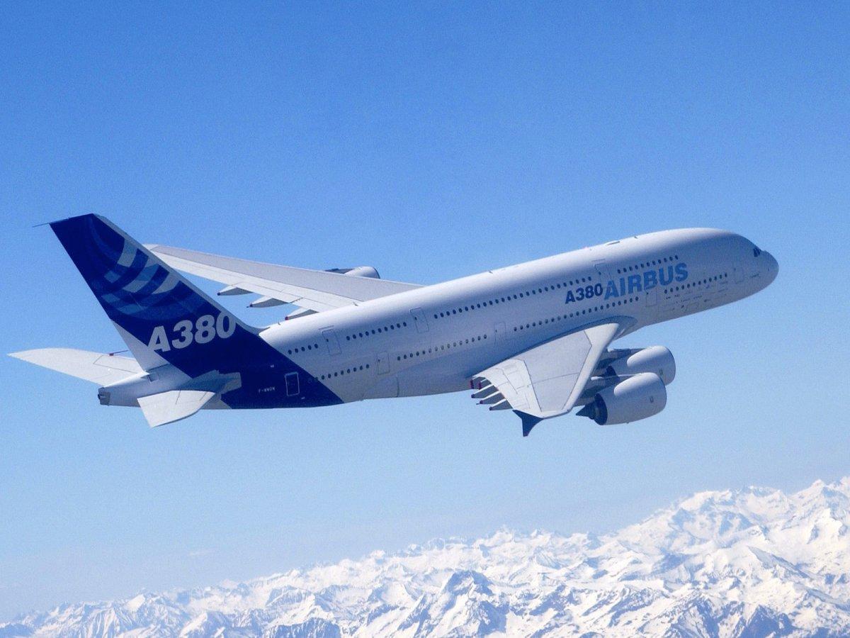 Аirbus в 2016 году планирует продать более 670 самолетов