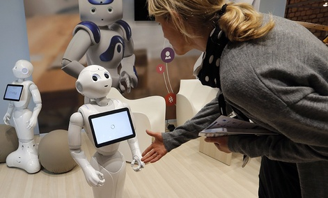 Роботы «убили» семь миллионов рабочих мест в США