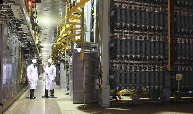 Завод разделения изотопов СХК будет работать еще минимум 2 года