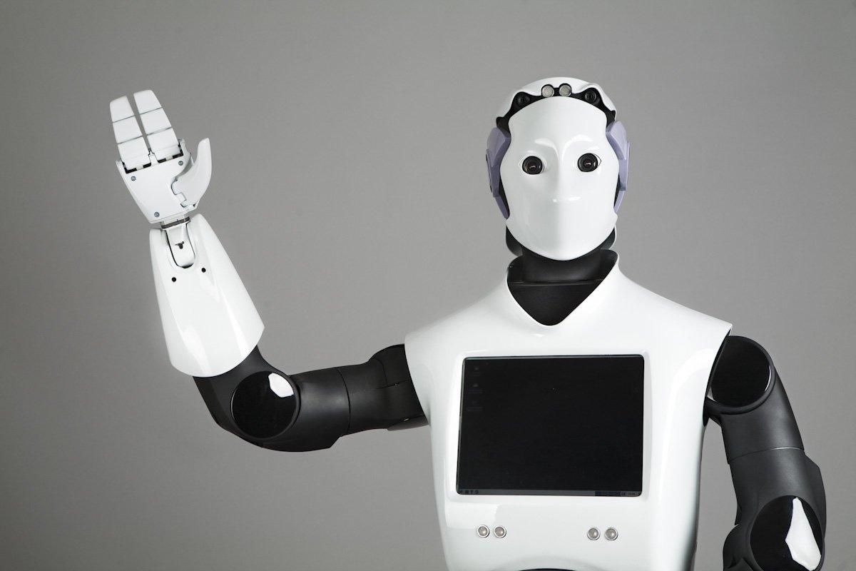 Робокопы появятся на улицах Дубая в конце года