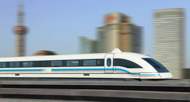 Начато строительство самого высокоскоростного поезда на магнитной подушке