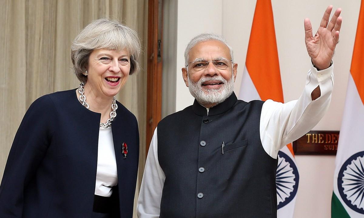 Тереза Мэй разбила надежды индусов на либерализацию визового режима