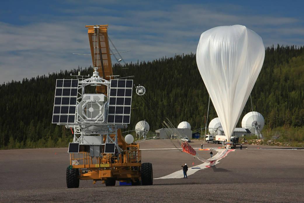 НАСА предлагает студентам совершить