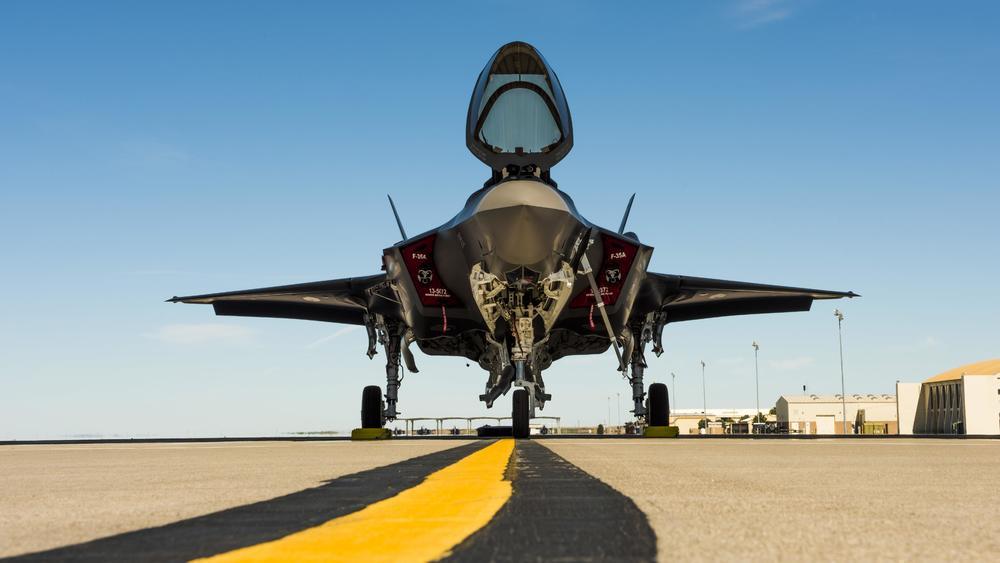 F-35 будут ремонтировать в Великобритании, Голландии и Австралии