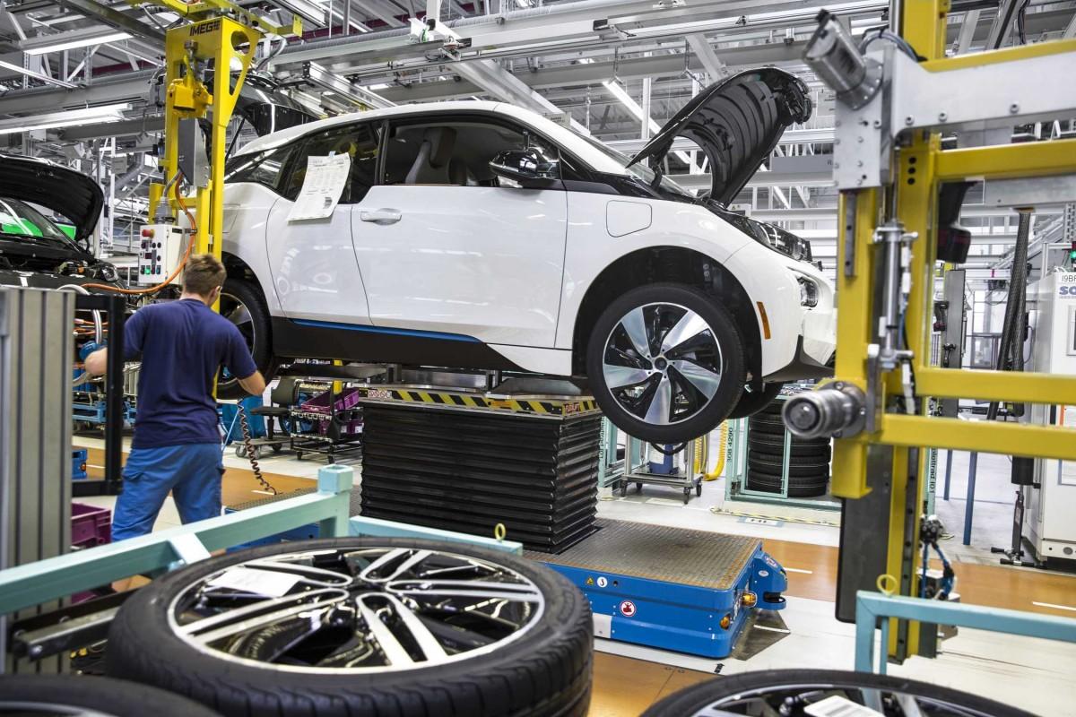 Под Калининградом скоро может появиться завод BMW