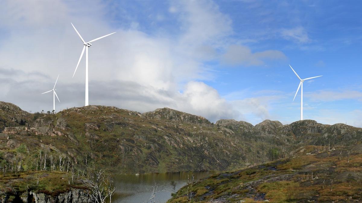 Vattenfall выиграла тендер на строительство крупнейшего ветропарка в Скандинавии