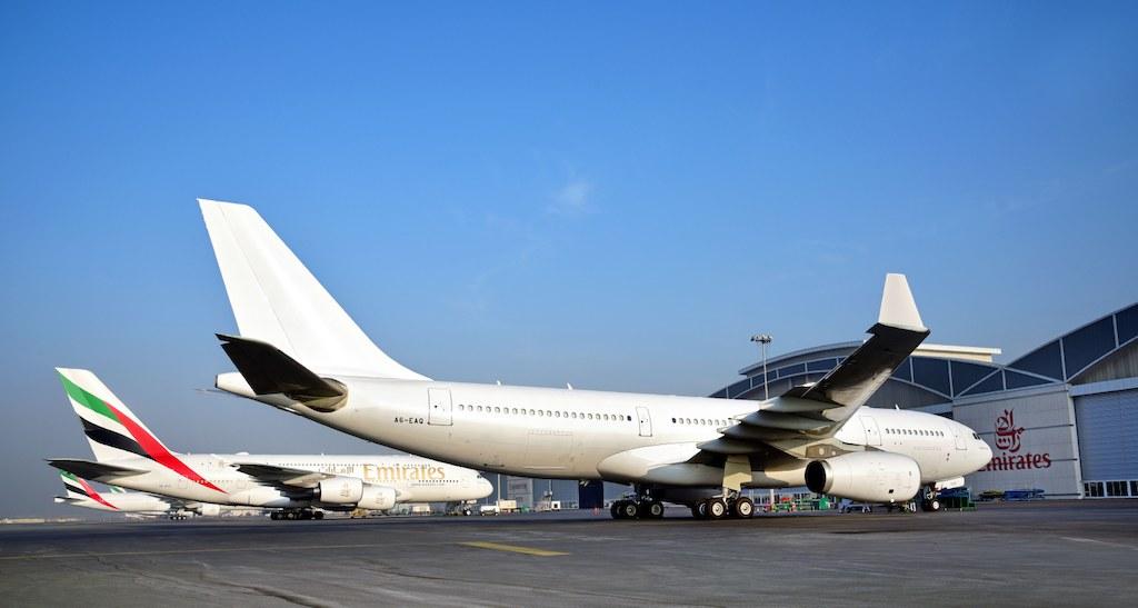 Emirates отправила «на пенсию» все свои Аirbus A330 и A340