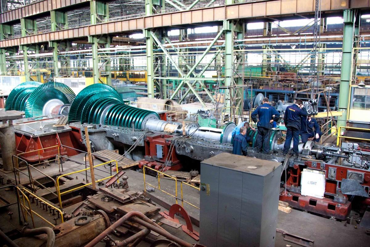 Подписан контракт на поставку оборудования для Каневской ГЭС