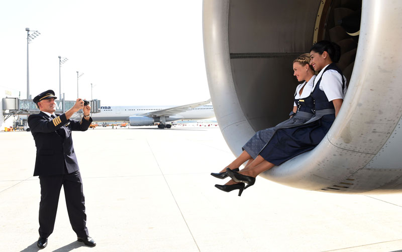 Airbus вскоре сможет летать без пилота