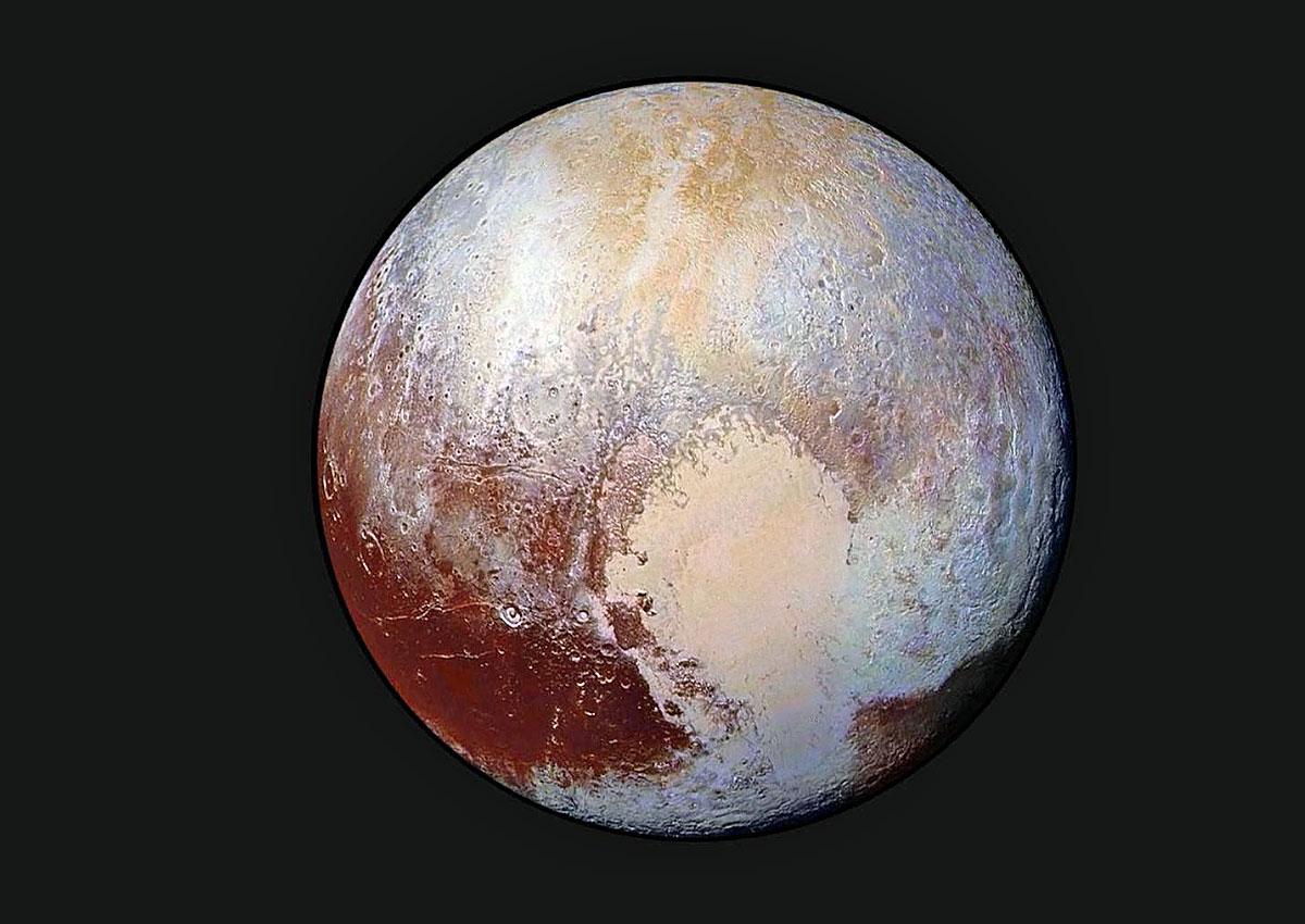 Плутон не планета – нужно, наконец, с этим смириться!