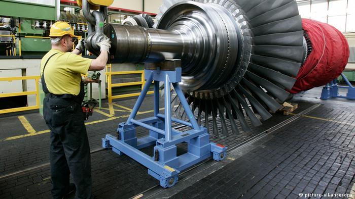 Siemens обвинили в нарушении режима антироссийских санкций