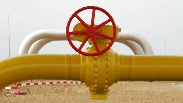 Украина увеличила потребление газа