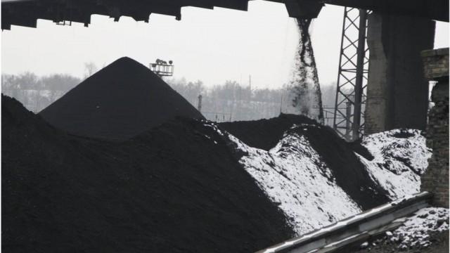 """Уголь без """"блокадного"""", но с русским?"""