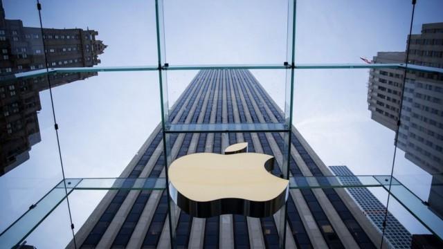 С началом продаж iPhone X акции Apple резко выросли