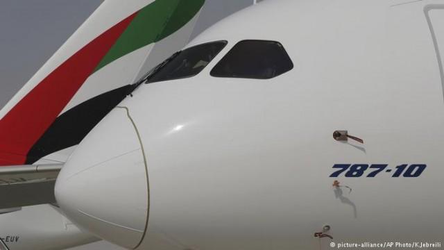 Emirates заказала в Boeing самолетов еще на 15000000000 долларов США