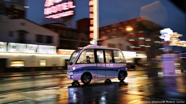 Беспилотные авто выедут на дороги Великобритании до 2021 года