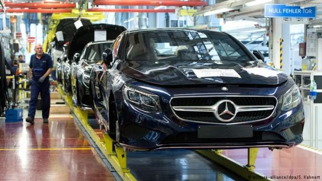 Автопромышленность Германии установила рекорд