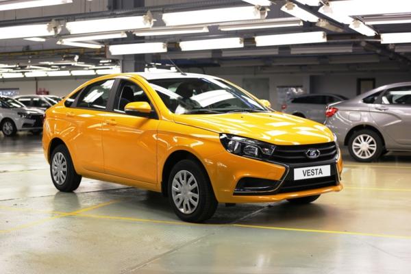 АВТОВАЗ начинает поставки автомобилей Vesta и Largus Cross на Кубу