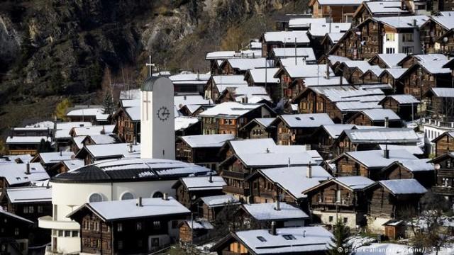 Деньги за переезд в село в Швейцарии: миф и реальность