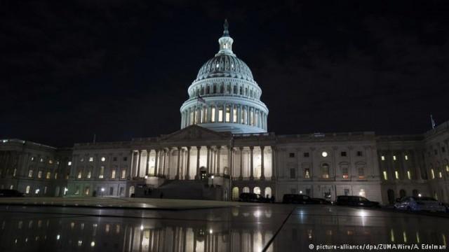Сенат США проголосовал за налоговую реформу