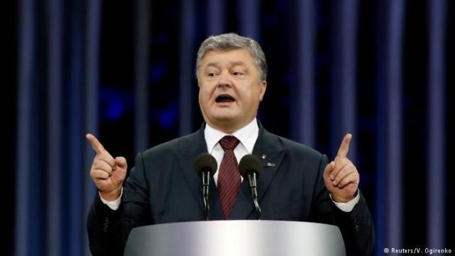 Порошенко обещает минимальную зарплату в 4100 гривен в 2018 году