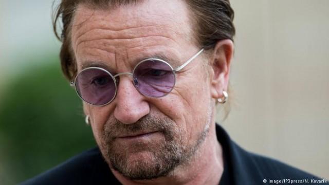 """""""Райские бумаги"""": лидер U2 пообещал прозрачность при расследовании сделок"""