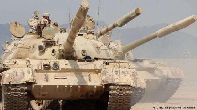 SIPRI: В мире снова растут продажи оружия