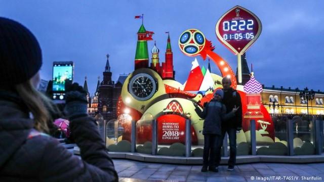 Спонсоры не спешат поддерживать ЧМ-2018 в России