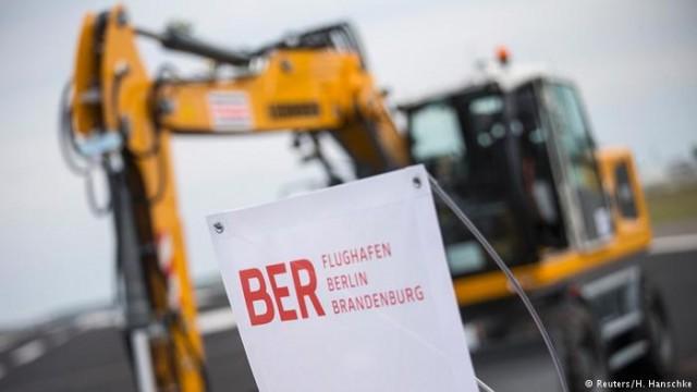 Берлинский аэропорт-долгострой обещают открыть в 2020 году
