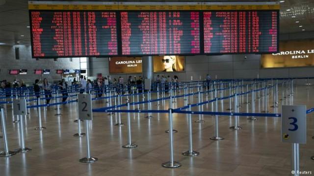 Из-за забастовки не работает главный аэропорт Израиля
