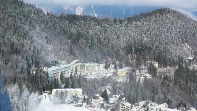 Украинские миллионы в австрийских Альпах