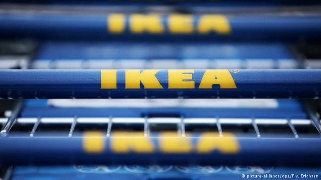 IKEA заявила о планах открыть магазин в Киеве в течение двух лет