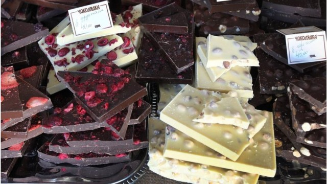 С нового года украинские конфеты будут шоколадными по-европейски