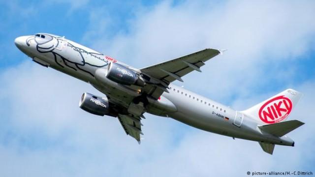 Авиахолдинг IAG покупает австрийский лоукостер Niki