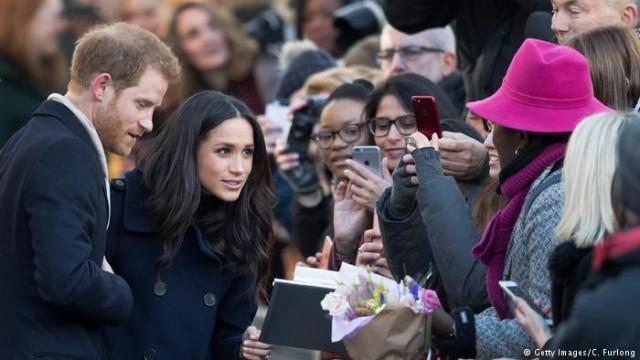 Прогноз: свадьба принца Гарри принесет британской экономике полмиллиарда фунтов